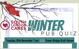 South London Cares' sell-out pub quiz is back! - South London Cares